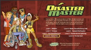 Disaster Master Game