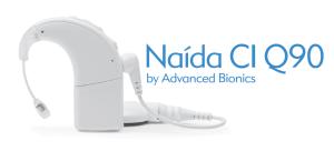 Naida CI Q90 - hearing aid